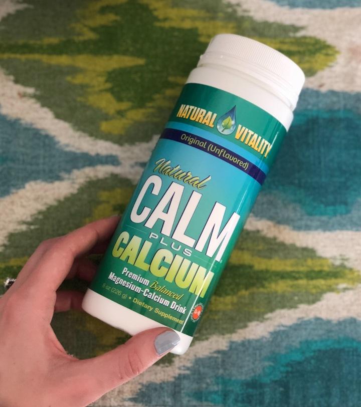 Natural Vitality Calm Magnesium