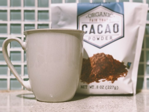 trader joe's cacao powder