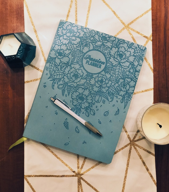 The Passion Planner: The Planner to Meet Your Goals in 2018