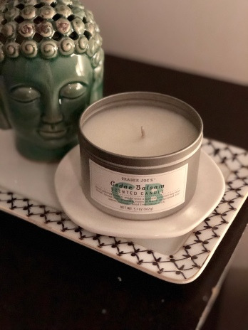 Trader joes candle