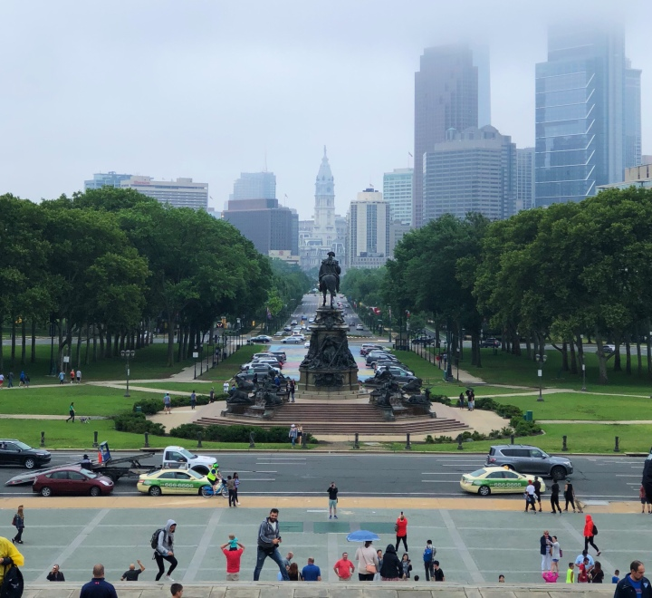 Philadelphia: History + Food